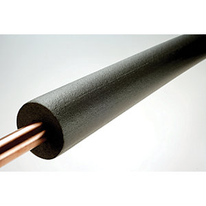 Wickes Economy Pipe Insulation 22mm x 13mm x 2m