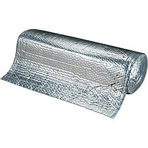 Wickes Thermal Insulation Foil Roll 600mmx8m