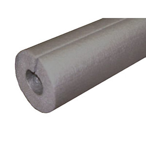 Climaflex Polyethylene Pipe Insulation Bore 15mm Wall 25mm Length 2m