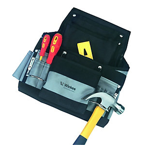 Wickes Professional Hammer Tool and Nail Pouch