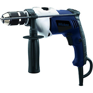 Wickes Percussion Hammer Drill 750w