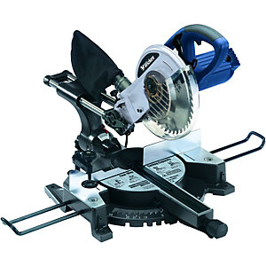 Wickes Sliding Compound Mitre Saw 2000w
