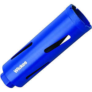 Wickes 52mm Diamond Core Bit 150mm