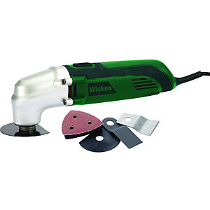Wickes 250W Oscillating Multi Tool 240V