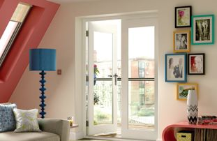 Derwent French Doors