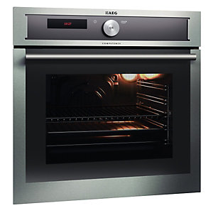 AEG S/Steel Culisense Multifunction Oven