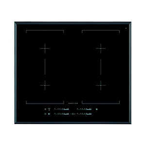 AEG HK654400XB 4 Zone MaxiSense Induction Hob Black 600mm