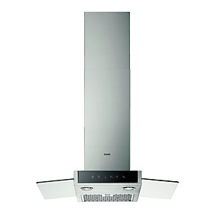 Image of AEG 70cm S/Steel and Glass Chimneyhood
