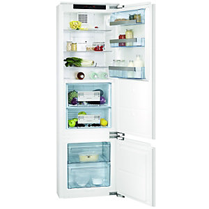AEG SCZ71800F0 Integrated Fridge Freezer 70:30 White
