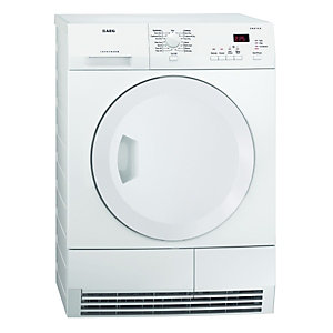 AEG Freestanding 7kg Condenser Dryer
