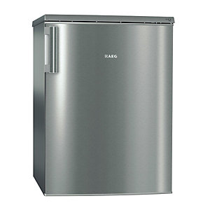 AEG S71700TSX0 Under Counter Larder Fridge Stainless Steel 595mm
