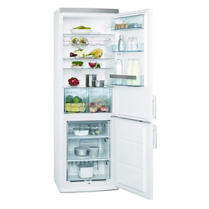 AEG S53600CSW0 Free Standing Fridge Freezer White