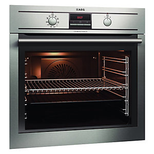 AEG BP3003001M Multifunction Oven Stainless Steel