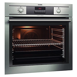 AEG BP5304001M Multifunction Oven Stainless Steel