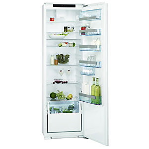 AEG SKD71800F0 Integrated In-Column Larder Fridge White 560mm