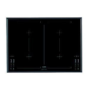 AEG HK764403FB 4 Zone Maxisense Induction Hob Black 710mm