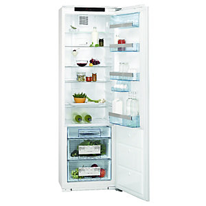 AEG SKZ71800F0 Integrated In Column Larder Fridge White 560mm