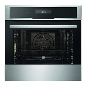 Electrolux EOC5851AAX Touch Control Multifunction Oven Stainless Steel