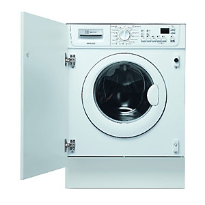 Electrolux Ew x 147410W Fully Integrated 1400RPM Washing Machine