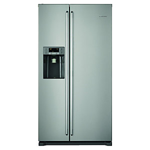 Electrolux EAL6141WOX Side By Side Frost Free Fridge Freezer Stainless Steel