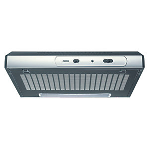 Zanussi ZHT630X  Cooker Hood Stainless Steel 600mm