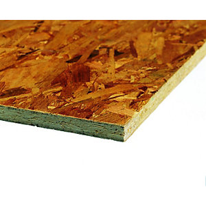 OSB 3 Conditioned Oriented Strand Board 9mm x 1200mm x 2400mm
