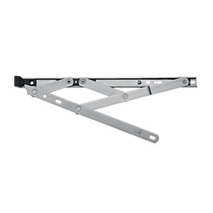 Wickes Window Friction Hinge Top Hung 311 x 13.5mm Pack 2