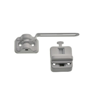 Wickes PVCu Window Ventilation Lock