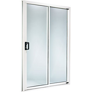 Wickes Washington uPVC Patio Door Set 6ft Wide Reversible