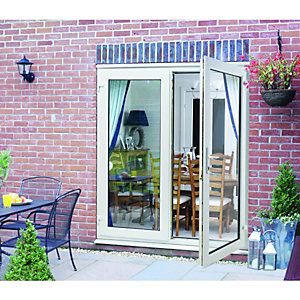 Wickes upvc french doors 6ft for 4ft french doors exterior