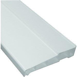 Wickes uPVC Window Sill White 1200mm