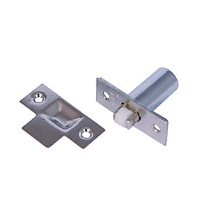 4Trade Roller Catch Adjustable Chrome Plated