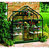 Eden Supreme Wall Garden 710x2070x1930mm Green Aluminium