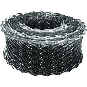 Wickes Galvanised Steel Reinforcing Mesh 115mm x 20m