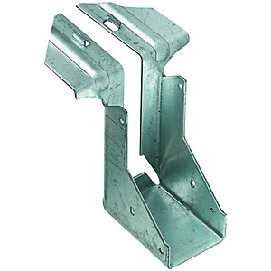 Wickes Galvanised Joist Hanger 50x150mm