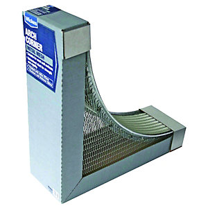 Wickes Galvanised Arch Corner Kit