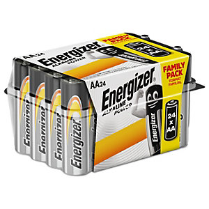 Energizer Alkaline Power AA24 Value Pack