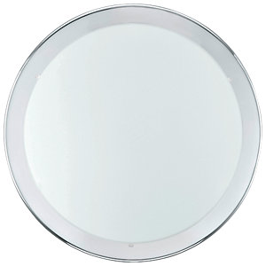 Image of Eglo Planet Wall & Ceiling Chrome Large