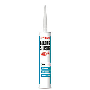 Evo-Stik Clear Low Modulus Building Silicone