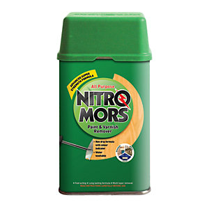 Nitromors Paint and Varnish Remover 750ml