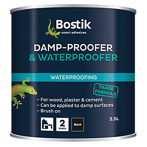 Bostik Flexible Liquid Damp Proof Membrane 2.5L