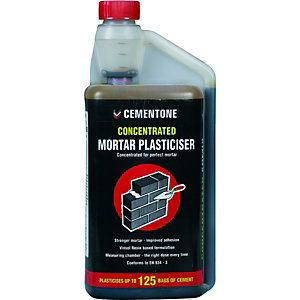 Cementone Concentrated Mortar Plasticiser 1L