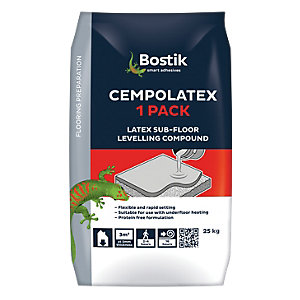 Bostik Cempolatex Self Levelling Floor Compound 25kg