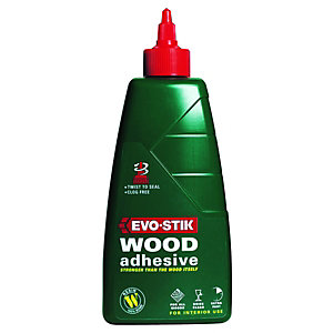 Evo-Stik Resin W Wood Adhesive 250ml