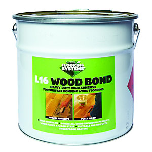 Laybond L16 Wood Bond Flooring Adhesive 15L