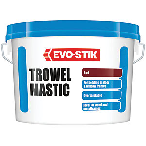 Vallance Trowel Mastic Red 5Kg