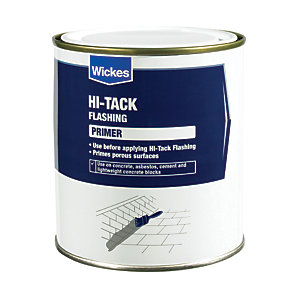 Wickes Hi-tack Flashing Strip Primer 500ml