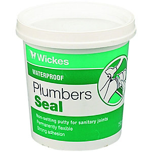 Wickes Waterproof Plumbers Seal 750g