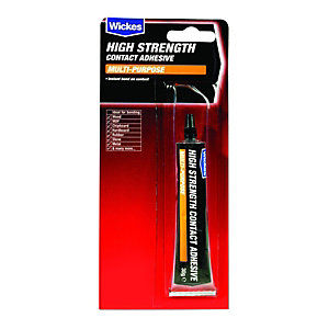 Wickes/Sealants & Adhesives/Adhesives/Wickes High Strength Contact Adhesive 30g