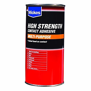 Wickes High Strength Contact Adhesive 500ml